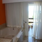 Jacuzzi bath room 5525 sensi mar (ocean view)