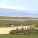 View of Clew Bay from Bertra House