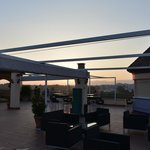 Rooftop Terrace at Hesperia Cordoba