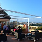 Rooftop Terrace at Hesperia Cordoba