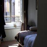 My room (the Amaretti room, Room 304)
