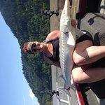 First fraser river sturgeon
