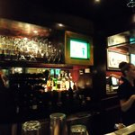 Lively Hard Rock Bar