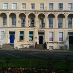 81 The Prom guest accommodation set in beautiful regency listed building