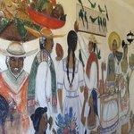 the murals