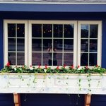 Upcycled window boxes