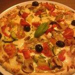 Pizza excelente