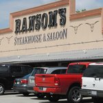 ‪Ransom's Steakhouse & Saloon‬