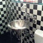 Bathroom at Morgans Hotel