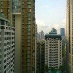バンコクの摩天楼