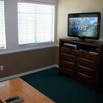 Living Room - TV w/ VCR & DVD