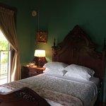 Bertha's Bedroom was might comfy!