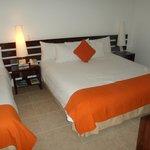 camas enormes