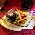Ceviche Mexicano.