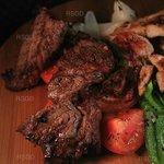 Chicken & Steak Kabobs