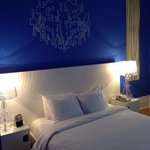 Blue Line Room