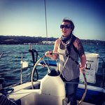 Newbie at the helm