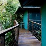 Hut Walkway