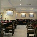 Bastakiya - the main restaurant