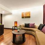 Studio Suite - Lounge Living Room