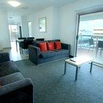 3 bedroom apartment- very spacious