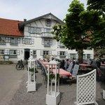 Gasthaus und Garten