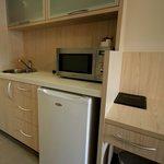 Studio room kitchenette