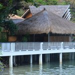 water cottages