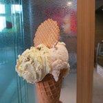 Photo de La gelateria de Monaco