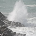 Dramatic Sea views
