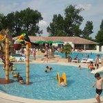 La pataugeoire - The paddling pool