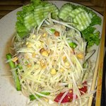 Ssom Tam - Papaya Salad