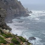 Coastline towards Cape Point