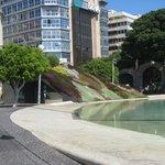Plaza de Espania ( Tourist- Info )