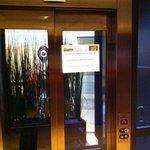 ascenseur ... en panne