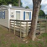 Les mobile home cottage nignt 2 personnes (sans télé)