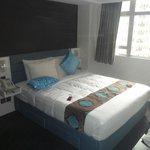 Business suite bedroom