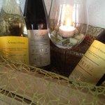 Kleine Weinauswahl