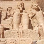 Temple of Ramesses II (Close Up)