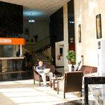 Hotel Lobby View 2