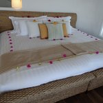 Honeymoon bed!!