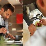 restaurant saint rémy de provence mas de l'amarine