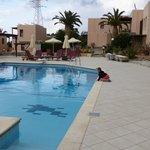 Zwembad area