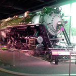 The first commercial locomotive?