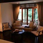 Camera bella e spaziosa ...affacciata nel verde!!