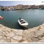 Venitian Harbour of Rethymno