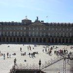 Piazza e palazzo Comunale