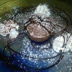 Tortino al Cioccolato Caldo