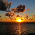 Sunrise from Aquaterrace