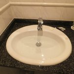 Washbasin - Blocked